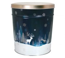 Crystal Eve popcorn tin by Colby Ridge