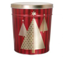 Tree Oh popcorn tin by Colby Ridge