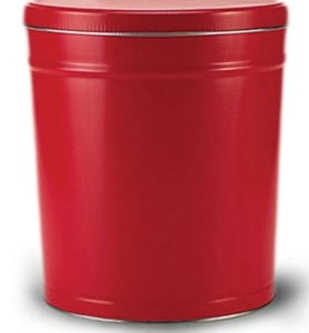 Red Canister