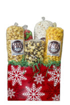 popcorn assortment gift box - snowflake