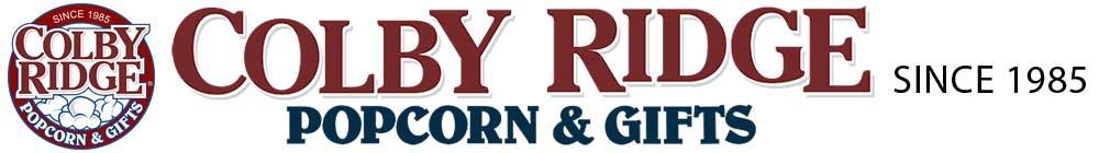 Colby Ridge Popcorn Since 1985