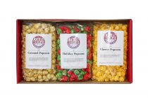 3 pack popcorn assortment from colby ridge