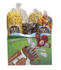 golf popcorn box assortment