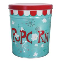 popcorn gift canister