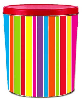 canister everyday stripes