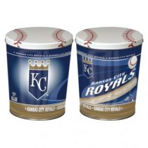 kansas city royals popcorn canister