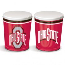 Ohio State popcorn canister from colby ridge