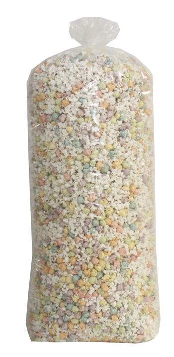 popcorn bash bag white and pastel mix