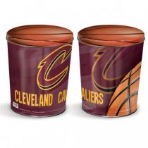 cleveland cavaliers popcorn canister
