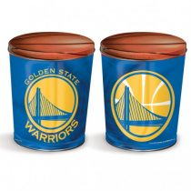 golden state popcorn canister